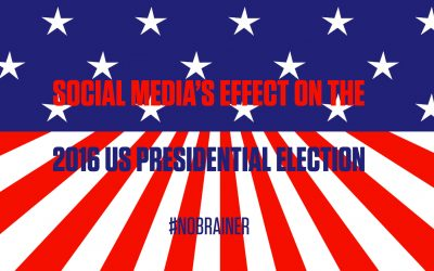 The Effect of Social Media on the US 2016 Presidential Elections