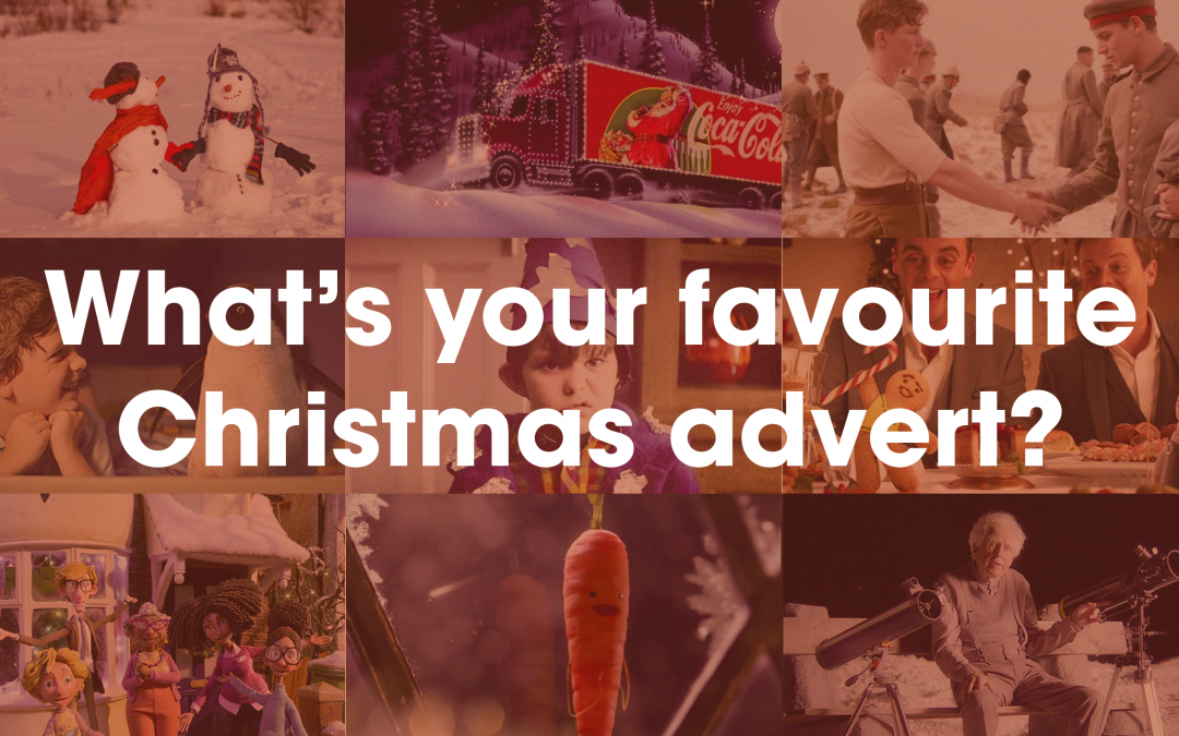Is this the Golden Age of Christmas Advertising?