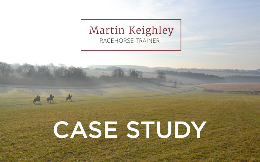 Keighley Racing Ltd & Finnick Creative Case Study
