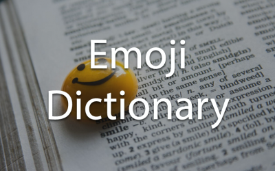 Emoji Dictionary