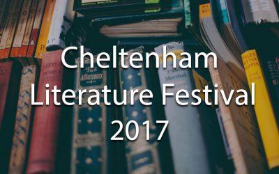 Cheltenham Literature Festival 2017