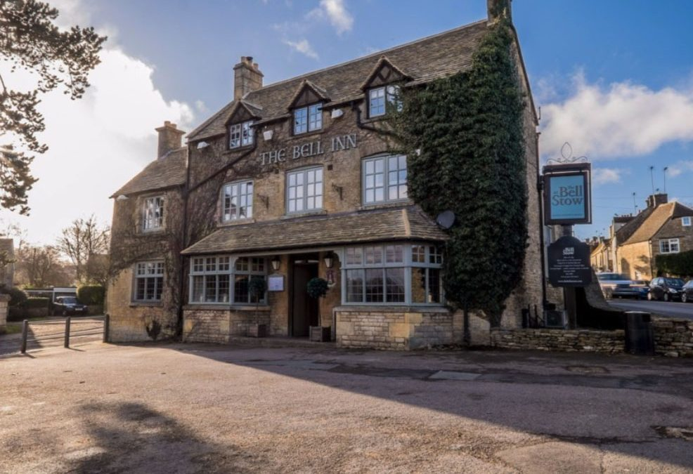 The Bell Inn in Stow-on-the-Wold