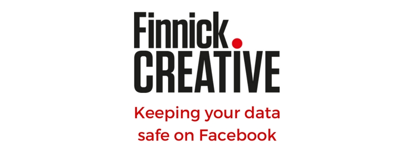 Keeping your data safe on Faceboook
